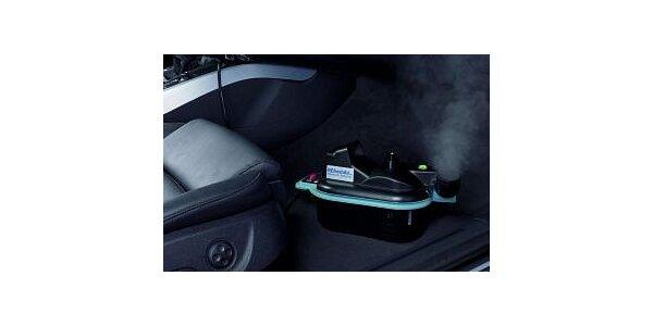 Jen 320 Kč za ozonovou mikrobiologickou dezinfekci klimatizace Vašeho vozu.