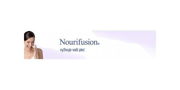 220 Kč za ošetření přírodní kosmetikou NouriFusion + minikurz péče o pleť