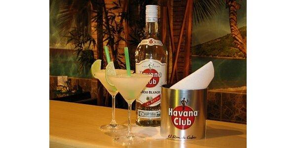 69 Kč za 2 Daiquiri. Ochutnejte kubánskou klasiku s 50 % slevou.