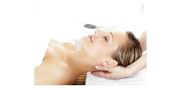 200 Kč za zdravotně relaxační Meduňkovou masáž 45 min se slevou 50% v Praze