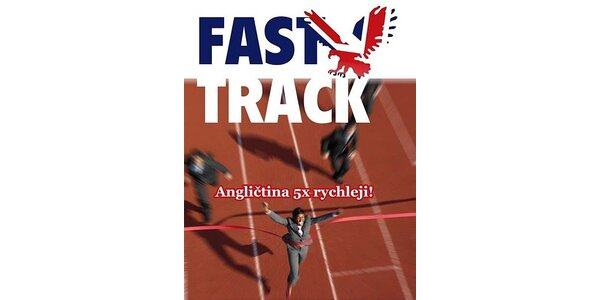 3500 Kč za intenzivní kurz angličtiny Fast Track v Hradci Králové