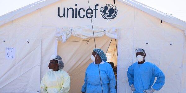 Pomáhejte s UNICEF mírnit následky cyklóny Idai