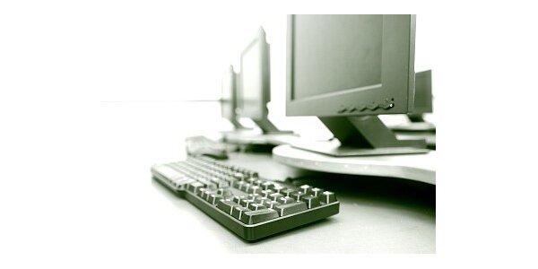 249 Kč za kompletní kontrolu a odvirování notebooku či PC v hodnotě 499 Kč