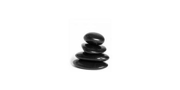 500 Kč za 60minutovou masáž lávovými kameny v hodnotě 1000 Kč.