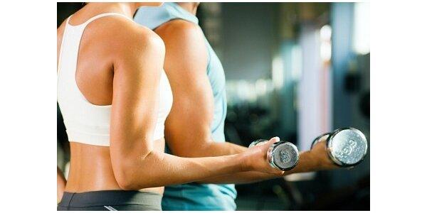 1800 Kč za 5 lekcí s profesionálním osobním trenérem fitness v ceně 3000 Kč