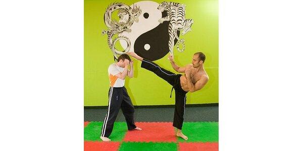 70 Kč na vybraný trénink Kickboxu nebo Kick Aerobiku v hodnotě 200 Kč