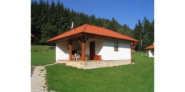 5925 Kč za rodinnou dovolená - chata pro 4 osoby v původní hodnotě 7900 Kč