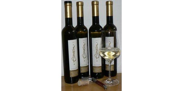 390 Kč za Ledové víno 2009, 500 ml, v hodnotě 600 Kč