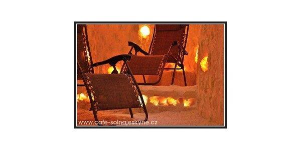 790 Kč za dámskou jízdu v solné jeskyni v původní hodnotě 1590 Kč