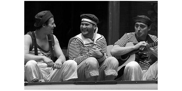 180 Kč za vstupenku na představení Divadla Husa na provázku v ceně 300 Kč