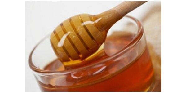 Medová masáž a okurkový zábal v původní hodnotě 400 Kč