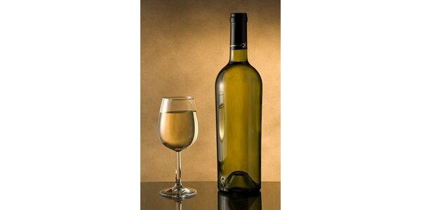 49 Kč za sklenku vína, sýrové prkénko a něco slaného v hodnotě 90 Kč