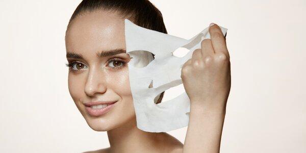 Omlazující ošetření: maska i nálož vitamínů