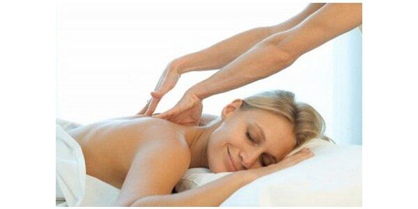 299 Kč za relaxační masáž zad a šíje v délce 60 minut v hodnotě 500 Kč
