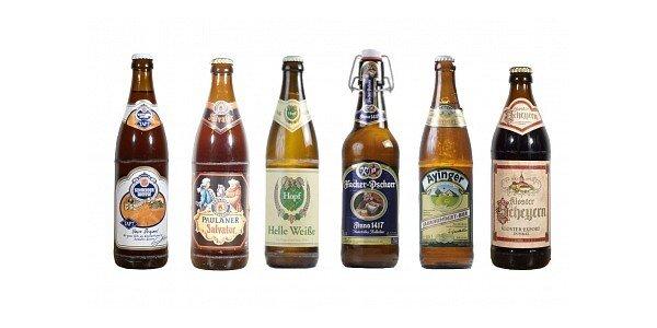 169 Kč za úvod do světa bavorských piv s www.pivoexpres.cz v hodnotě 226 Kč