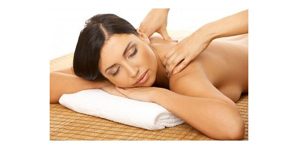 400 Kč za celkovou 2hodinovou relaxační masáž v původní hodnotě 550 Kč