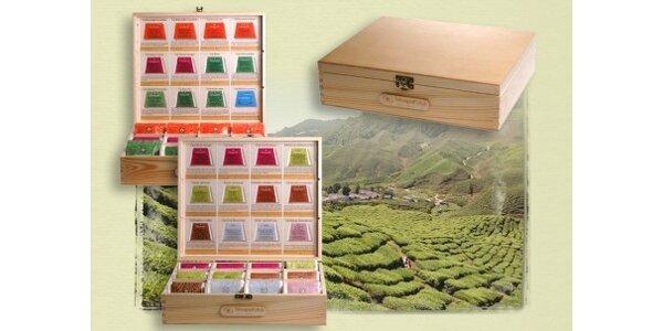449 Kč za dárkové balení 12 druhů čajů Sonnentor z Bioapatyky