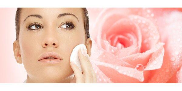 Kompletní kosmetické ošetření pleti VIP v Č. Budějovicích