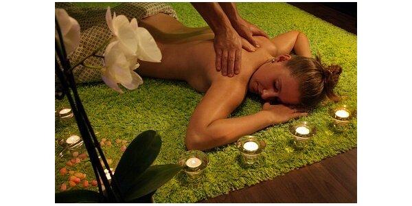 Za 230 Kč jedinečná aktivační masáž včetně plosky nohou s okamžitým účinkem