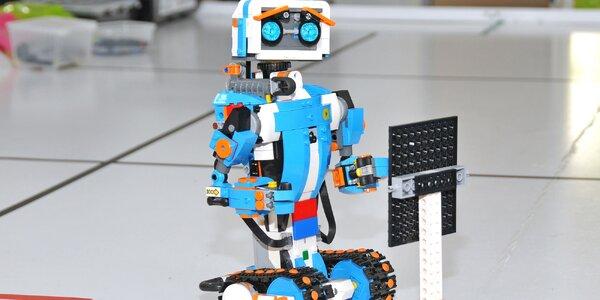 Kurz robotiky a programování: 1 nebo 4 lekce
