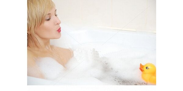 Pouhých 299 Kč za diskrétní vibrační kachničku do koupele v hodnotě 550 Kč