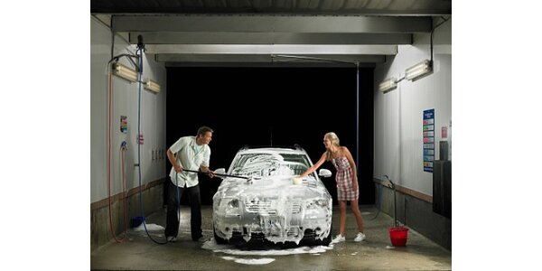 1111 Kč za kompletní vyčištění Vašeho vozu v hodnotě 2340 Kč