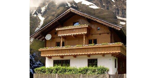 2950 Kč za pobyt během babího léta v Alpách v hodnotě 4920 Kč