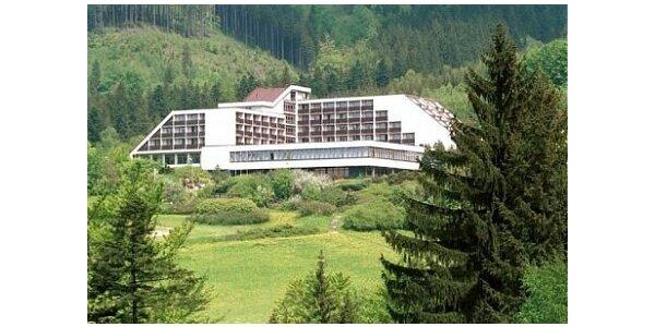 995 Kč za 3 dny v Hotelu Petr Bezruč s polopenzí v původní hodnotě 1620 Kč