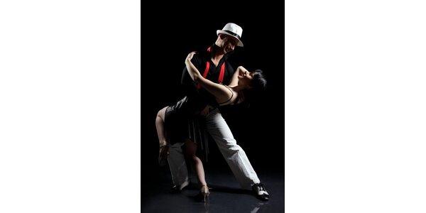750 Kč za taneční kurz Salsa a Bachata pro 1 osobu v hodnotě 1000 Kč