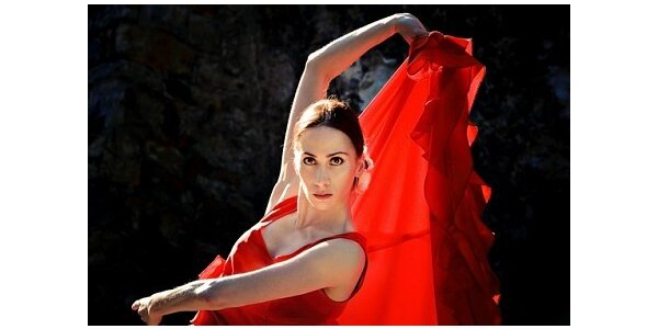 176 Kč za flamenco pro začátečníky: za workshop ohnivého španělského tance