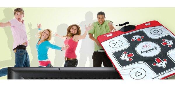 Taneční podložka Impact Dance Pad pro PC i MAC za 693 Kč