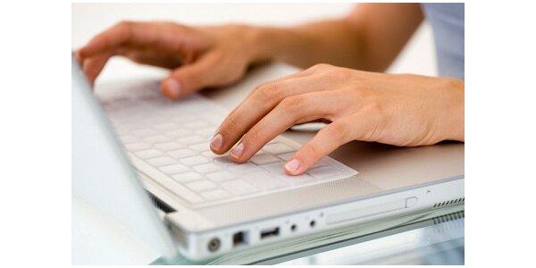 500 Kč za kompletní vyčištění notebooku v hodnotě 1000 Kč