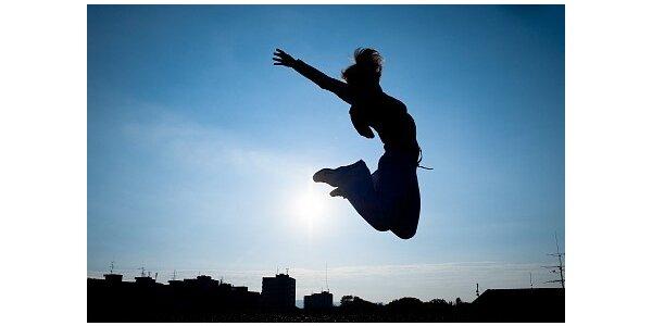 80 Kč za lekci Jumpingu v Brně v původní hodnotě 120 Kč