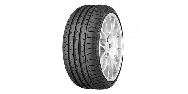 250 Kč za výměnu pneumatik u osobních vozů v původní hodnotě 500 Kč