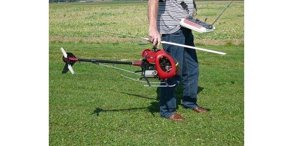 1200 Kč za základní kurz RC pilotování v původní hodnotě 3500 Kč