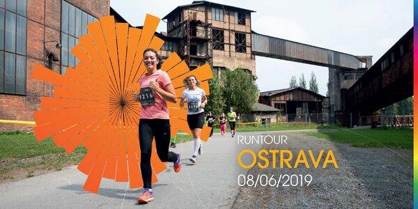 RunTour 2019: startovné na běh v Ostravě