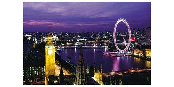 6350 Kč za poznávací zájezd do nejkrásnější části Velké Británie na 7 dní