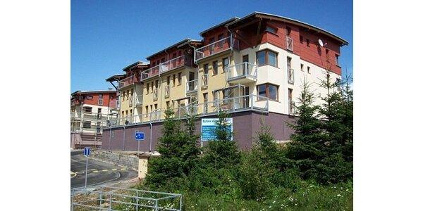 4050 Kč za ubytování pro 4 osoby na 3 noci v apartmánu v hodnotě 8 100 Kč