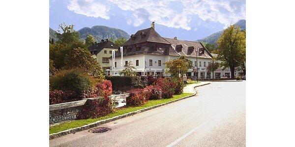 980 Kč za ubytováním v českém penzionu v Alpách - užijte si termály