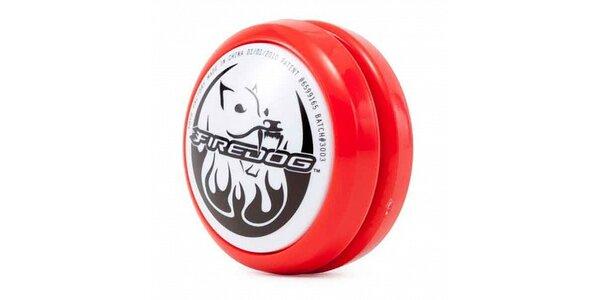 59 Kč za yoyo Firedog - yoyo nové generace v hodnotě 99 Kč