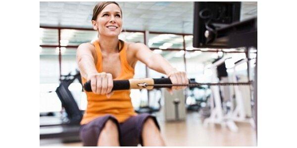 500 Kč za měsíční permanentku do fitness v původní hodnotě 1000 Kč