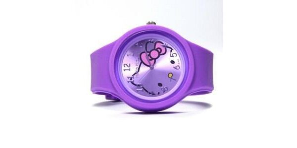 280 Kč za hodinky s motivem Hello Kitty v původní hodnotě 580 Kč