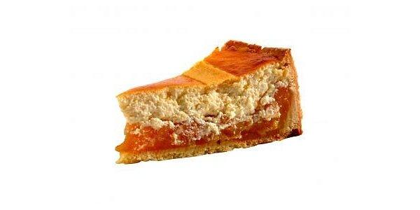 94 Kč za 3 kousky dortu Ricotta v cukrárně Ollies v hodnotě 141 Kč