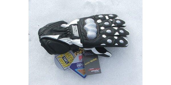 1220 Kč za luxusní kožené lyžařské rukavice Menzel v hodnotě 1820 Kč