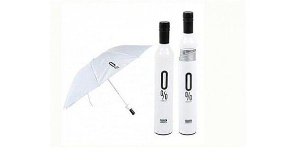 299 Kč za deštník v láhvi - originální a praktický dárek v hodnotě 519 Kč