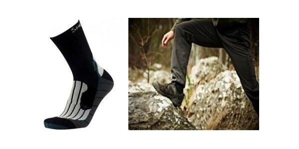 89 Kč za outdoorové ponožky Denali (merino vlna + ionty stříbra)