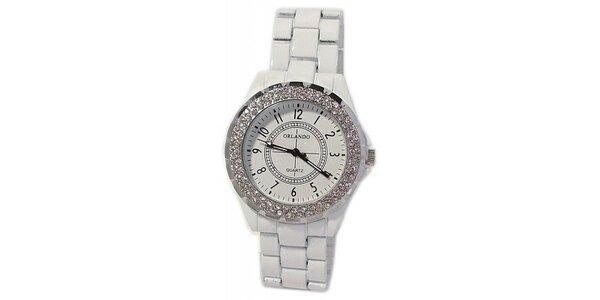 329 Kč za elegantní dámské hodinky ORLANDO v hodnotě 950 Kč