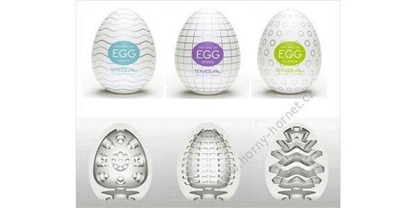 Skvělý erotický pomocník Tenga Egg v původní hodnotě 249 Kč
