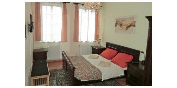 1750 Kč za třídenní pobyt pro dva v hotelu Erlec v hodnotě 2800 Kč