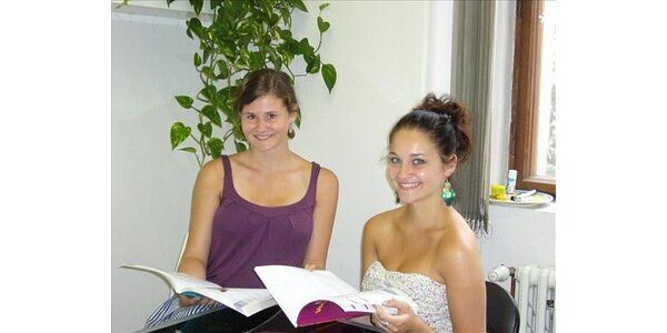 1475 Kč za víkendový kurz angličtiny pro dospělé v hodnotě 2950 Kč